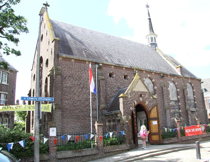 photo of the church