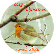 cosy Christmas sweet 2020