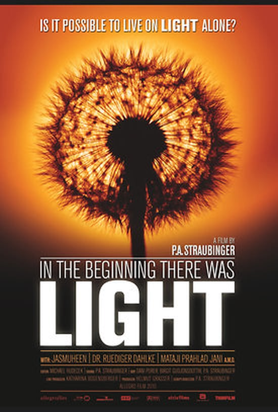 foto, documentaire over lichtvoeding 'In the beginning there was light